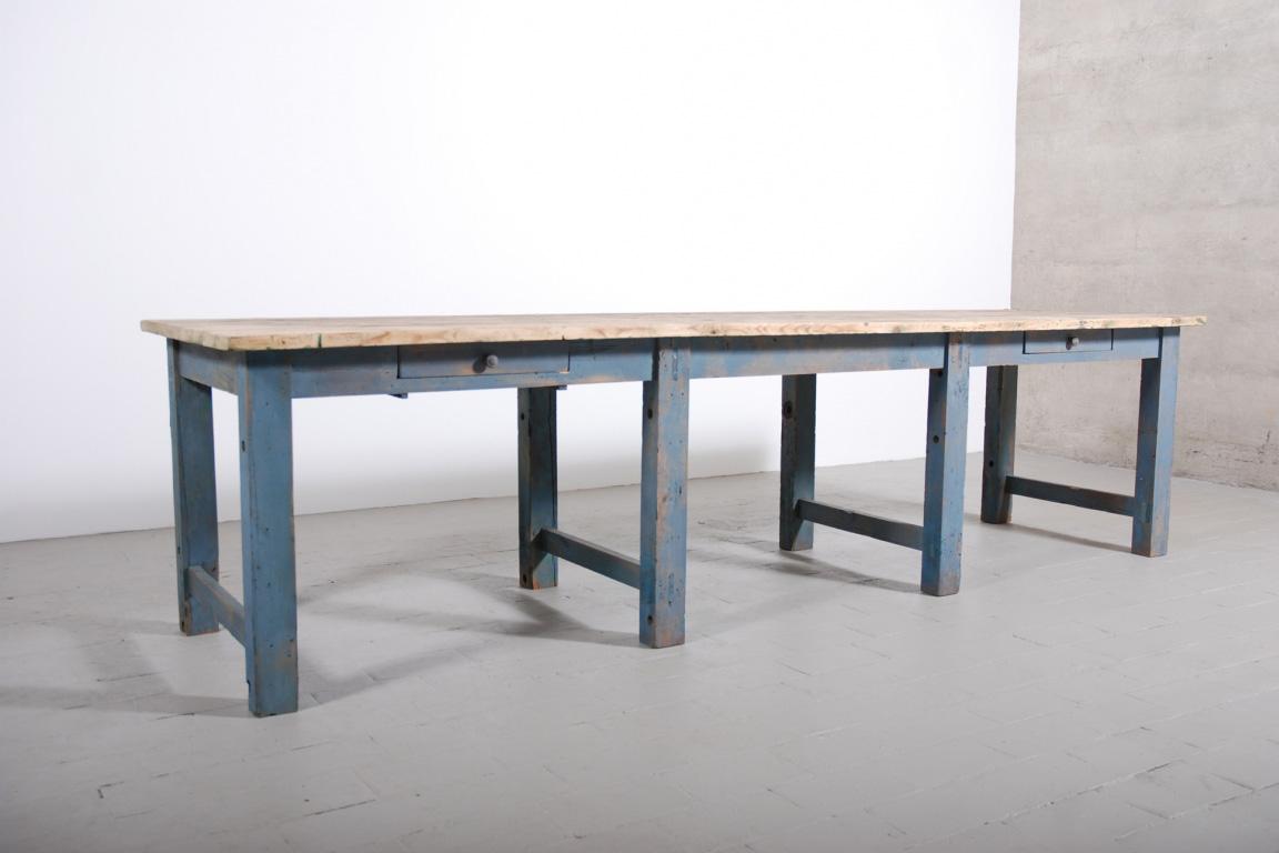 Grande table d 39 atelier jasper - Les grandes tables de la friche ...