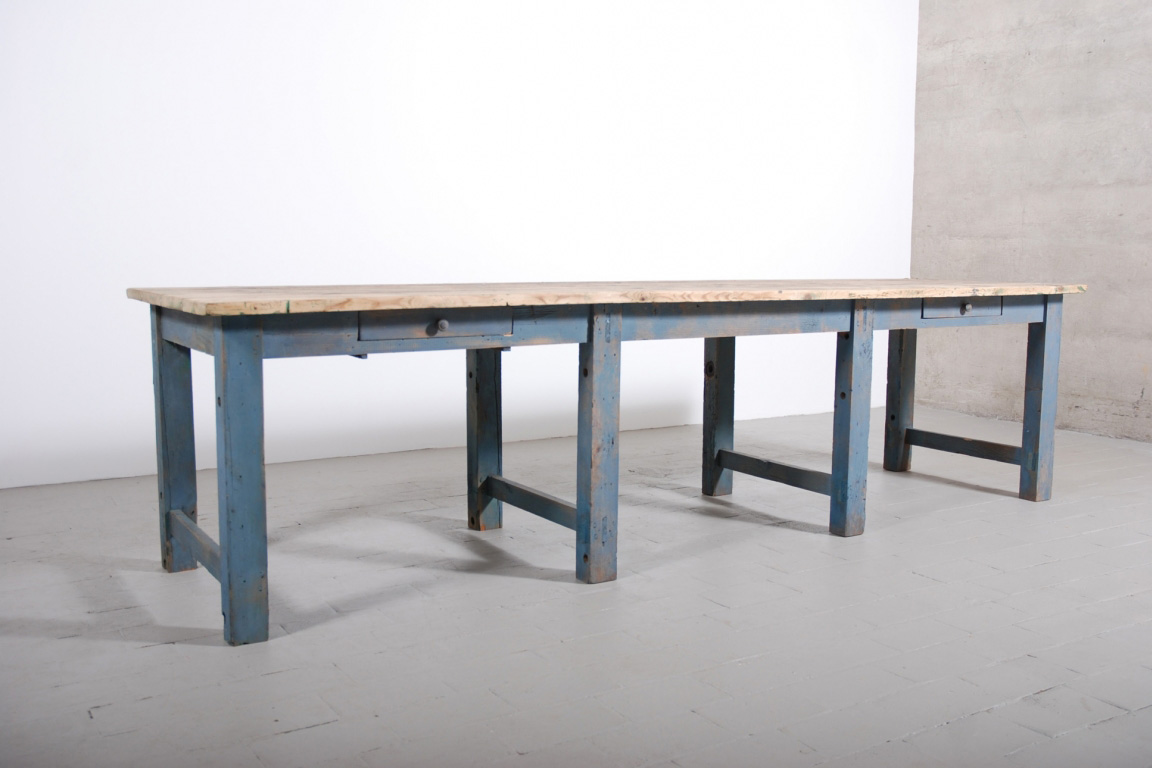 Large Workshop Table Jasper