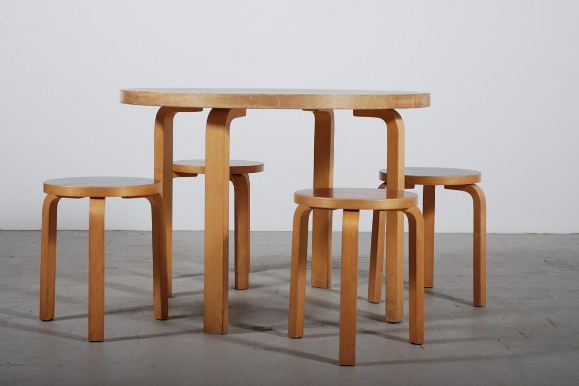 Alvar Aalto Table 60 Artek Vintage ...