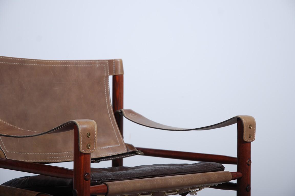 fauteuil safari arne norell jasper. Black Bedroom Furniture Sets. Home Design Ideas
