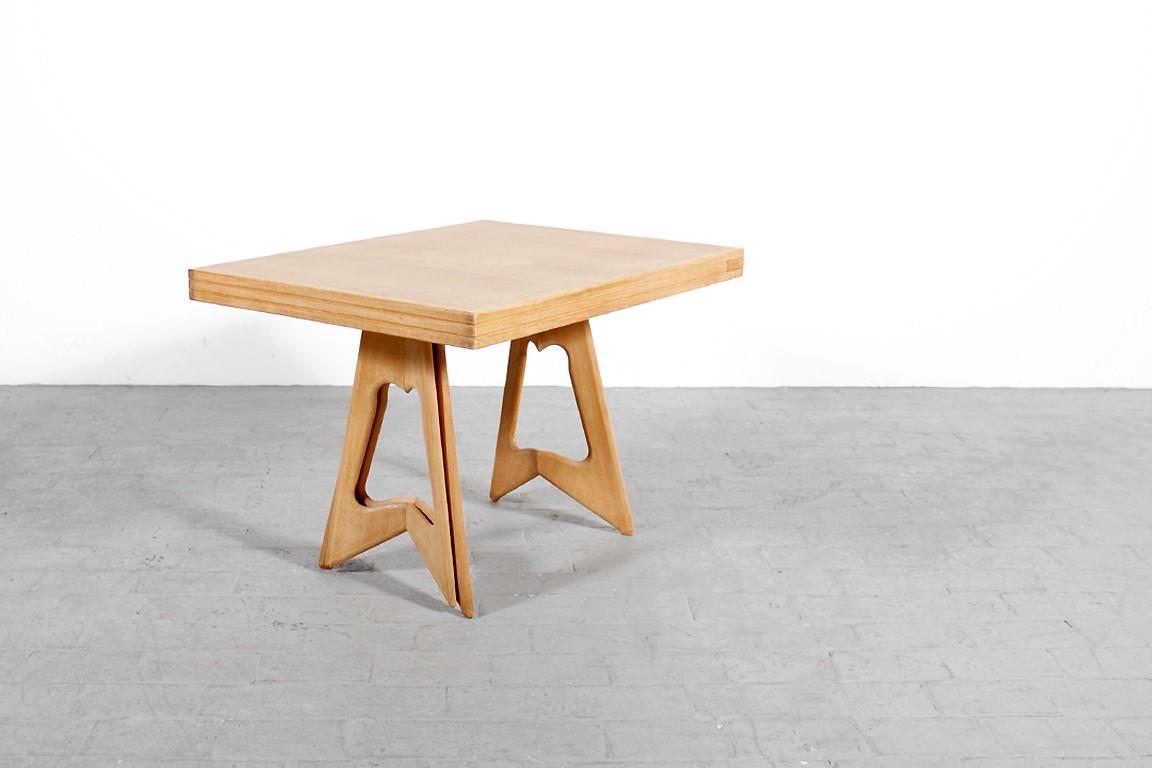 table ch ne guillerme et chambron jasper. Black Bedroom Furniture Sets. Home Design Ideas
